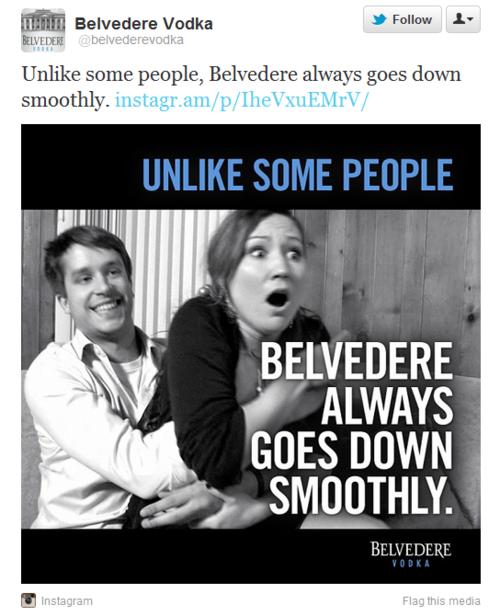 campanha infeliz da Belvedere