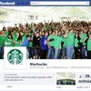 Starbucks no Facebook