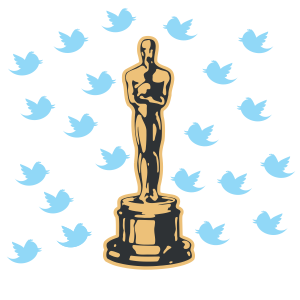 Oscar no Twitter