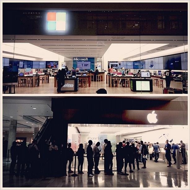 Apple x Microsoft