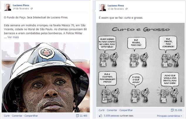 Fan Page de Luciano Pires na Tracto (2)
