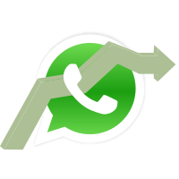 Crescimento Whatsapp