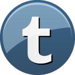 Icone circular - Tumblr