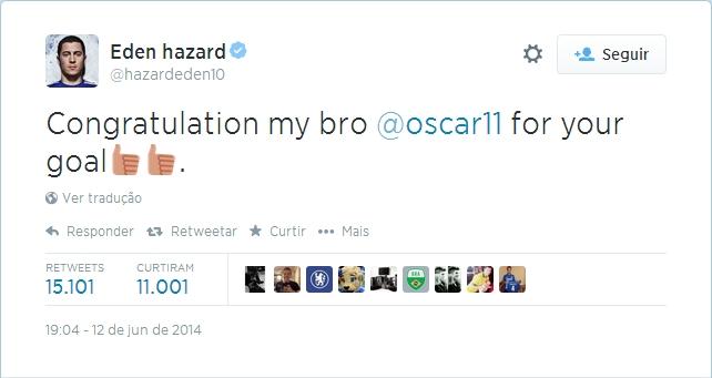 Abertura da Copa do Mundo 2014 no Twitter (3)