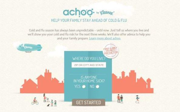 achoo-kleenex-app
