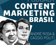 Selo Podcast Content Marketing Brasil - 400x400px