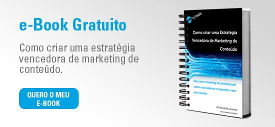 O que é content marketing e como ele pode turbinar o seu negócio