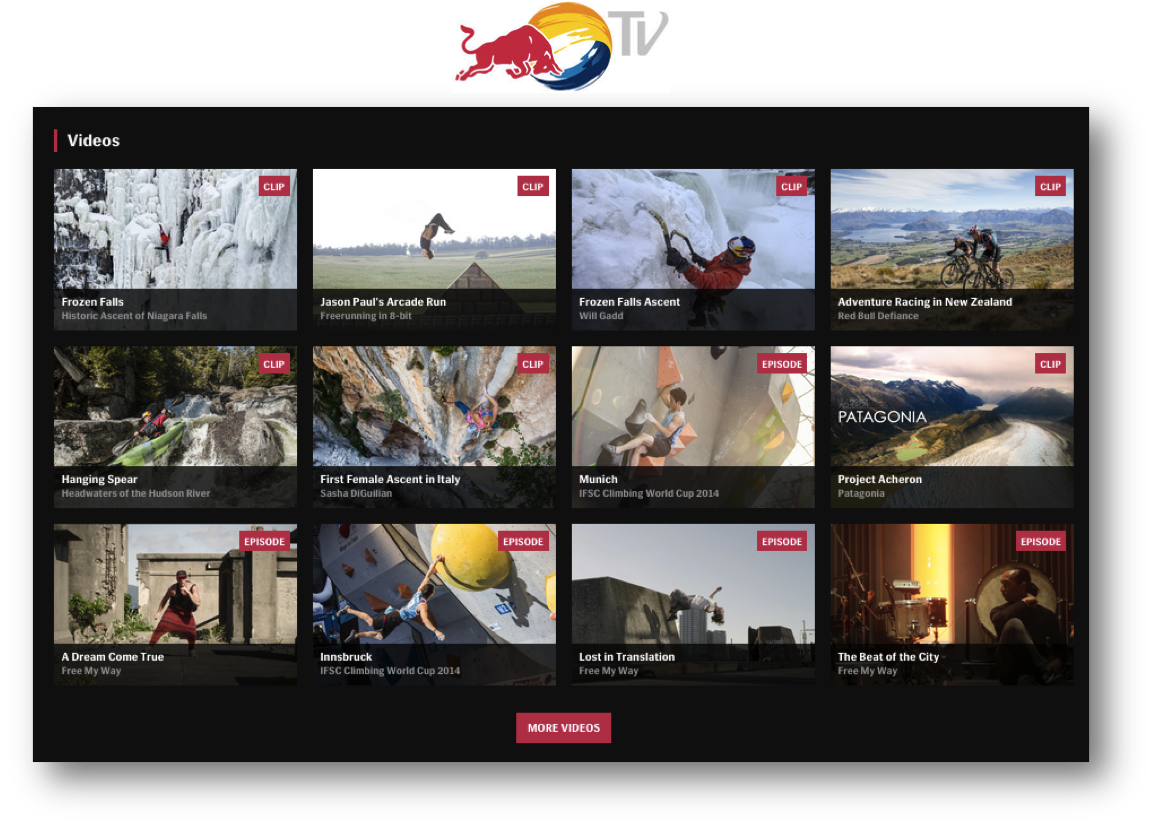 Content Marketing Red Bull