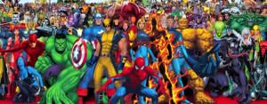 A Marvel foi adquiridapelaDisney em 2009 por US$ 4 bilhões.