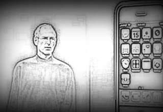 Steve Jobs iPhone 3G - falta de buyer personas