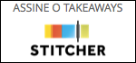 Assine o Takeaways no Stitcher