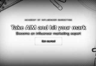 Um bom exemplo de curso online Traackr - Thumbnail