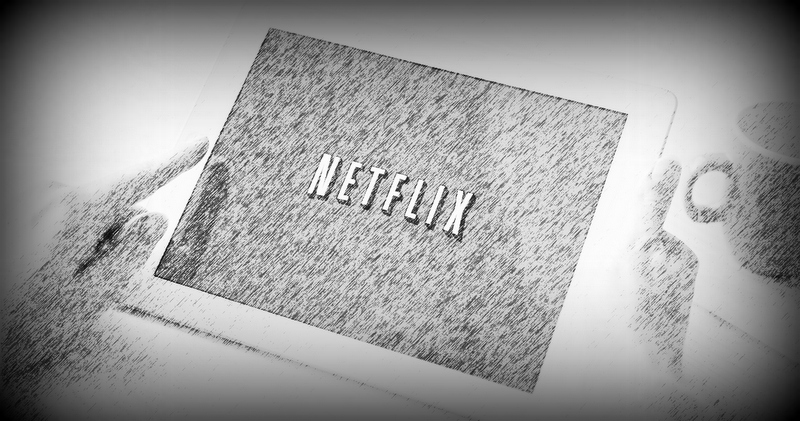 Revista impressa Wire da Netflix