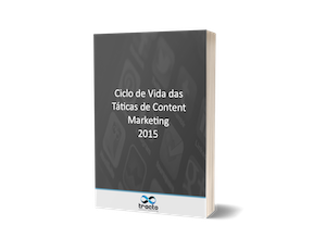Ciclo de Vida das Táticas de Content Marketing 2015