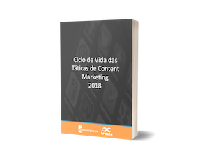 Ciclo de Vida das Táticas de Content Marketing 2018