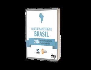 Content Marketing no Brasil - Benchmarks, Orçamentos e Tendências em empresas B2B 2014