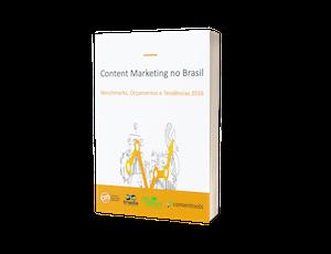 Content Marketing no Brasil - Benchmarks, Orçamentos e Tendências em empresas B2B 2016